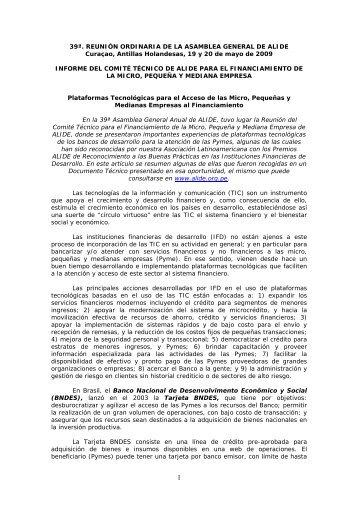 Documento - Alide