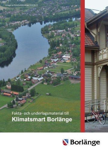 Malltextkommentar Inledning - Borlänge kommun