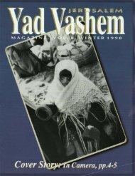 Magazine 08 - Yad Vashem