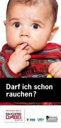 Für Eltern: Darf ich schon rauchen? - StGKK