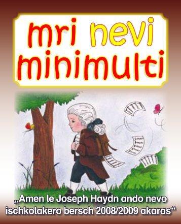 """Amen le Joseph Haydn ando nevo ischkolakero ... - Roma-Service"