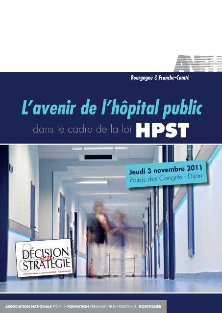 L'avenir de l'hôpital public - Anfh