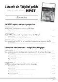 L'avenir de l'hôpital public - Anfh - Page 3