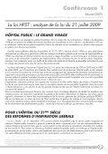 L'avenir de l'hôpital public - Anfh - Page 5