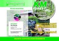 FOREST - Maaseutupolitiikka