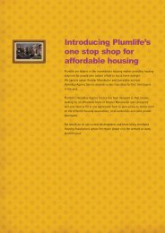 Plumlife Leaflet