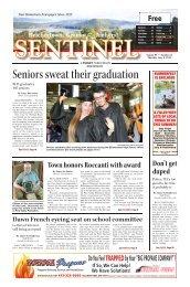 June 6, 2013 PDF Edition - The Sentinel