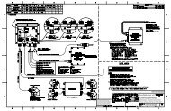 GSE 350IS / GSE 355IS Control area dwg