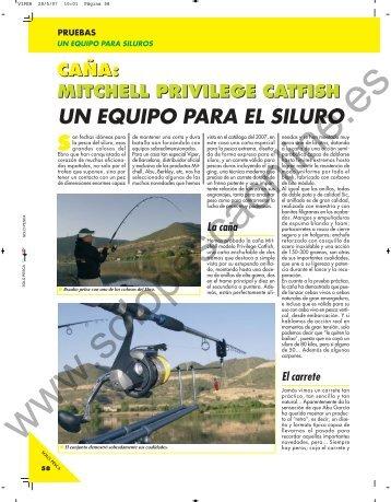 UN EQUIPO PARA EL SILURO - Solopescaonline.es