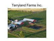 Terryland Farms Inc.