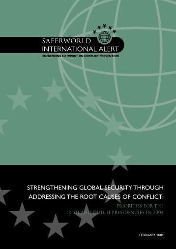 Full report - International Alert