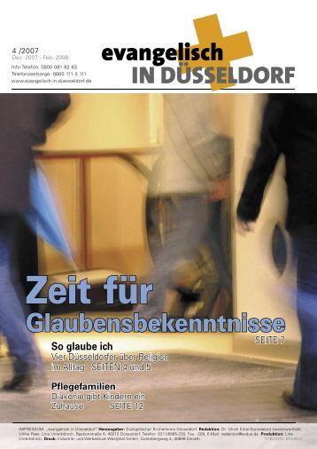 So glaube ich - Evangelische Kirche im Rheinland