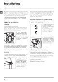 Bruksanvisning - Indesit - Page 2