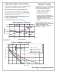Water Balance Methodology - Waterbucket - Page 3
