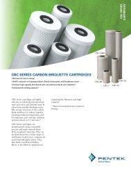 Pentek CBC Carbon Briquette Filter Cartridges.pdf - aQuatell