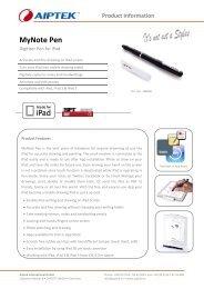 MyNote Pen