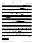 Cherubic Hymn No. 7 - D. S. Bortniansky Score/SATB parts - Page 5