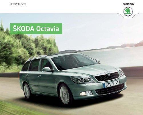 Octavia & Octavia Combi - Å¡koda