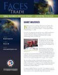 SMALL BUSINESS SUCCESS STORIES — EXPORTING TO ... - Page 7