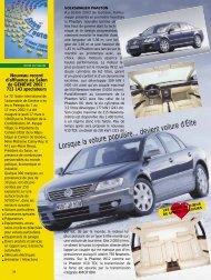 Echo du salon Genève 2002 - Magazine Sports et Loisirs