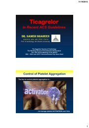 Ticagrelor - RM Solutions
