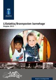 Årsplan 2013 - Drammen kommune