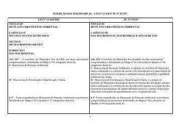 Veja íntegra da proposta apresentada pelo relator sobre ...