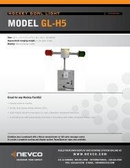 MODEL GL-H5 - Nevco