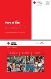 2009 Annual Report - American Red Cross