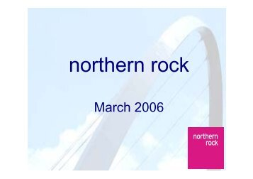 northern rock - Wholesale Banking - Home