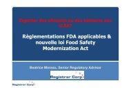 presentation secteur alimentaire.pdf - Awex