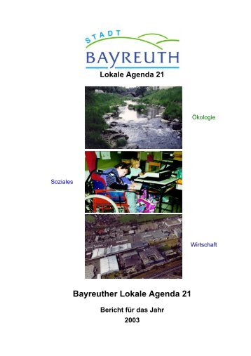 Bayreuther Lokale Agenda 21 - Stadt Bayreuth