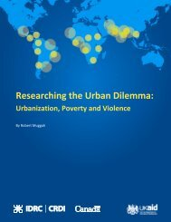 Researching-the-Urban-Dilemma-Baseline-study