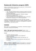Buskeruds Intensive program (BIP) - Vestre Viken HF - Page 2