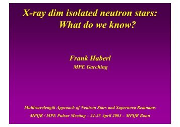 X-ray dim isolated neutron stars: What do we know?