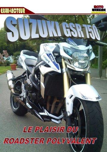 essai lecteur - Moto Webzine