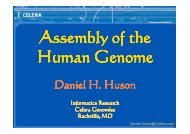 Whole Genome Assembly - American Museum of Natural History