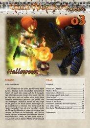 Halloween - OnlineWelten