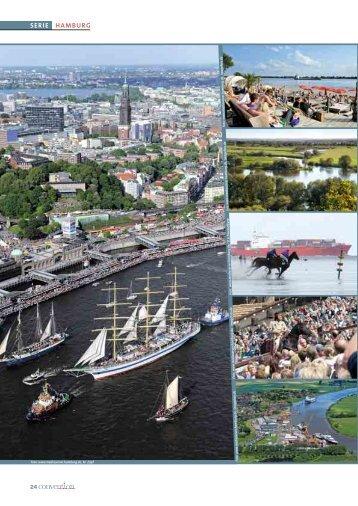 Hamburg: Metropolregion zwischen Nord- und Ostsee