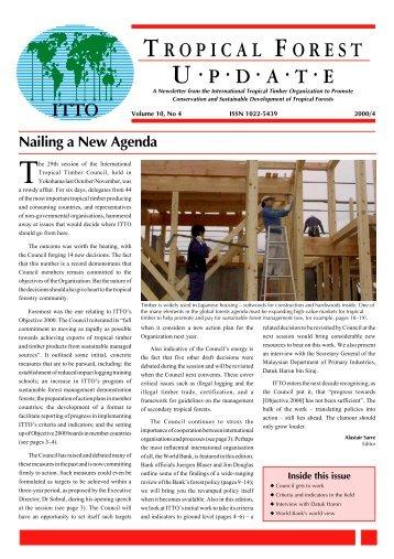 English 9/3 - ITTO