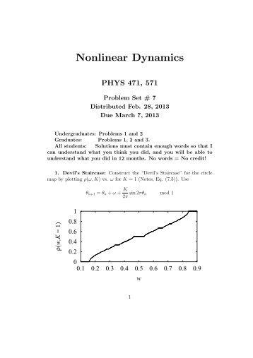 [PDF] Problem Set #7