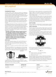 Dati progettuali 26.01-ITA - Victaulic