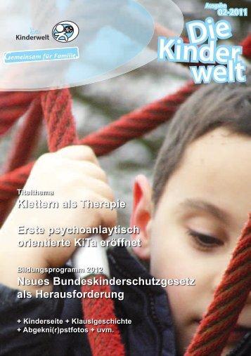 Neue Herausforderungen - die-kinderwelt.com