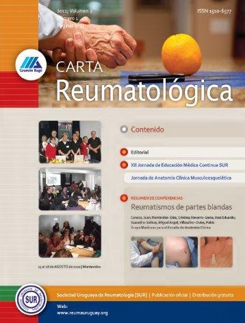 reumatismo de partes blandas
