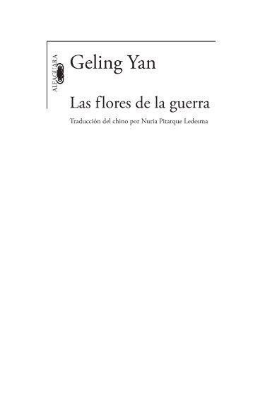 Geling Yan - Libros y Literatura