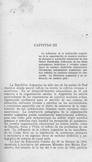 capítulos 3-6 - Sinabi