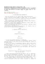 DECRETO LEGISLATIVO 1 settembre 2011, n. 150