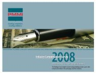 2008 PMMI Industry Compensation Survey - staging.files.cms.plus ...