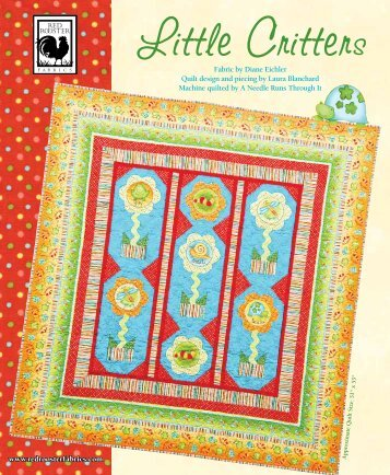 Little Critters - Elegant Stitches