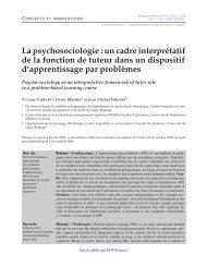 PDF (316.1 KB) - Pédagogie médicale